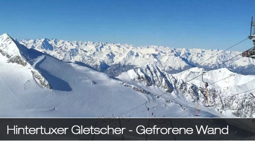 webcam hintertux gefrorene wand